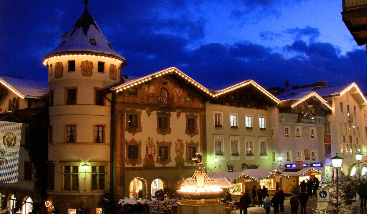 Mercatino di Natale a Berchtesgaden