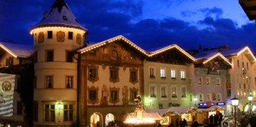 Natale sulle Alpi: l'Avvento a Berchtesgaden