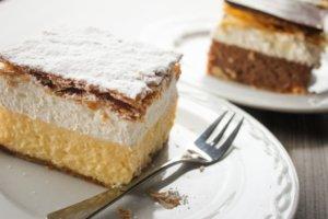 torta bled cibo tradizionale storia leggenda