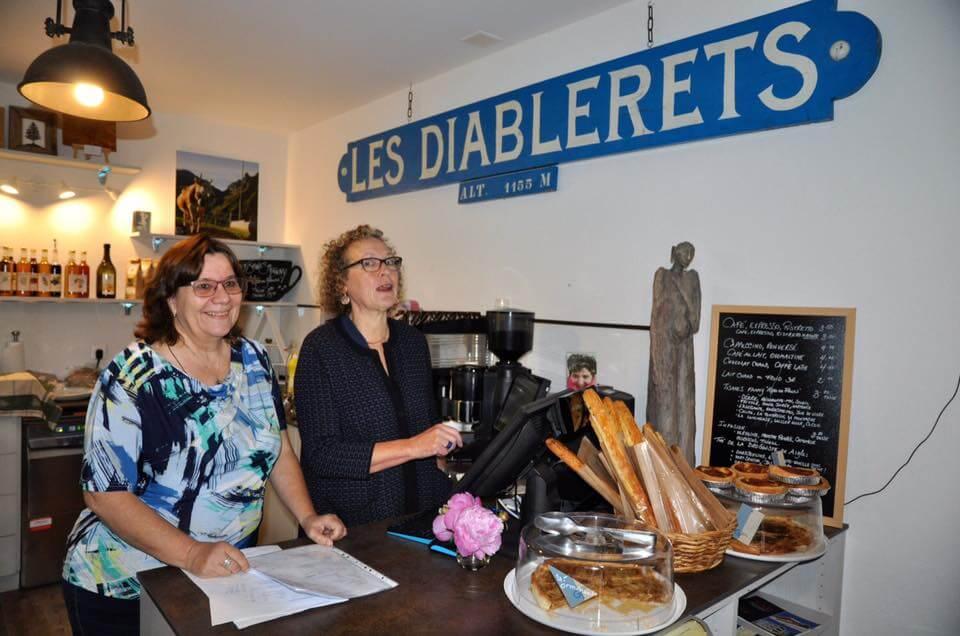 """Riqualificazione """"green"""" a Les Diablerets: nasce Guichet du Terroir"""