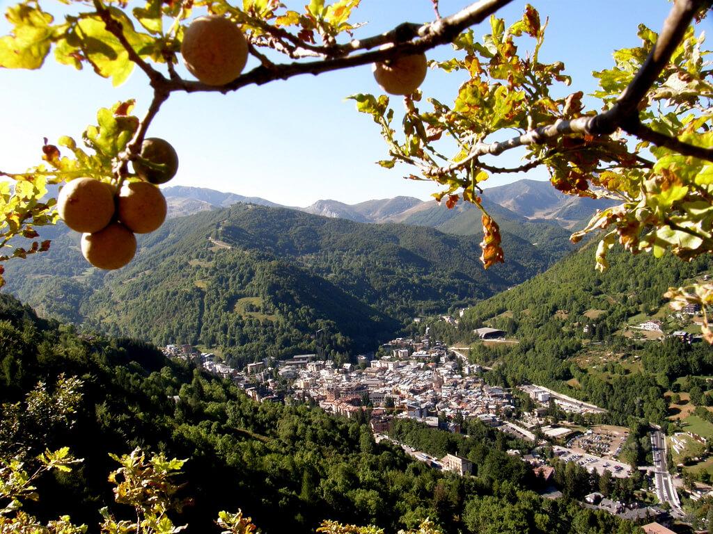 Limone, Piemonte, la Perla Alpina più a sud dell'arco alpino
