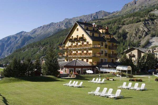 Hotel Sant'Orso Cogne estate