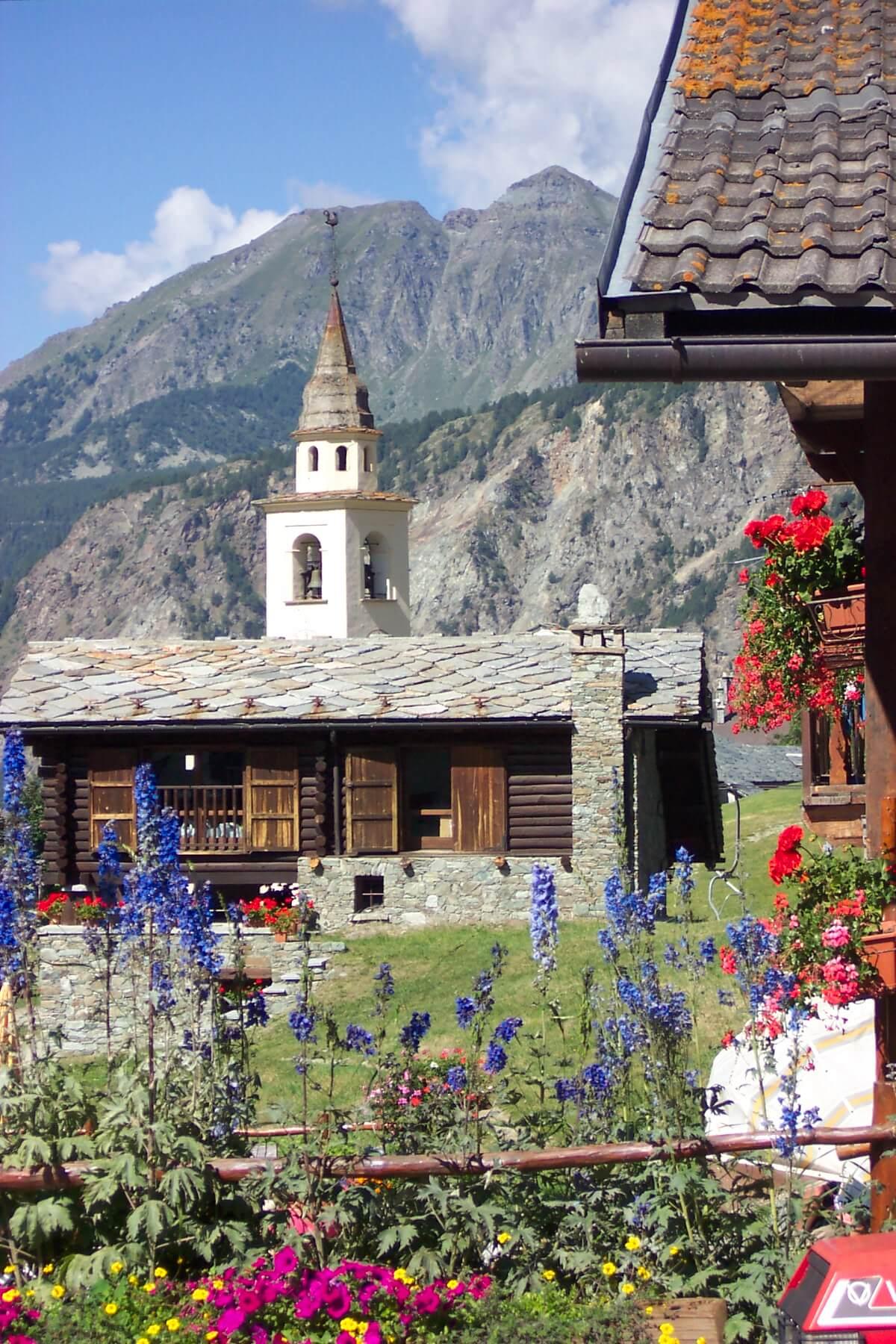 Chamois, perla Alpina in cui si svolge il Grappa Summit