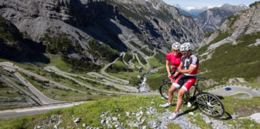 La vostra estate in Alta Valtellina in sella alle e-bike
