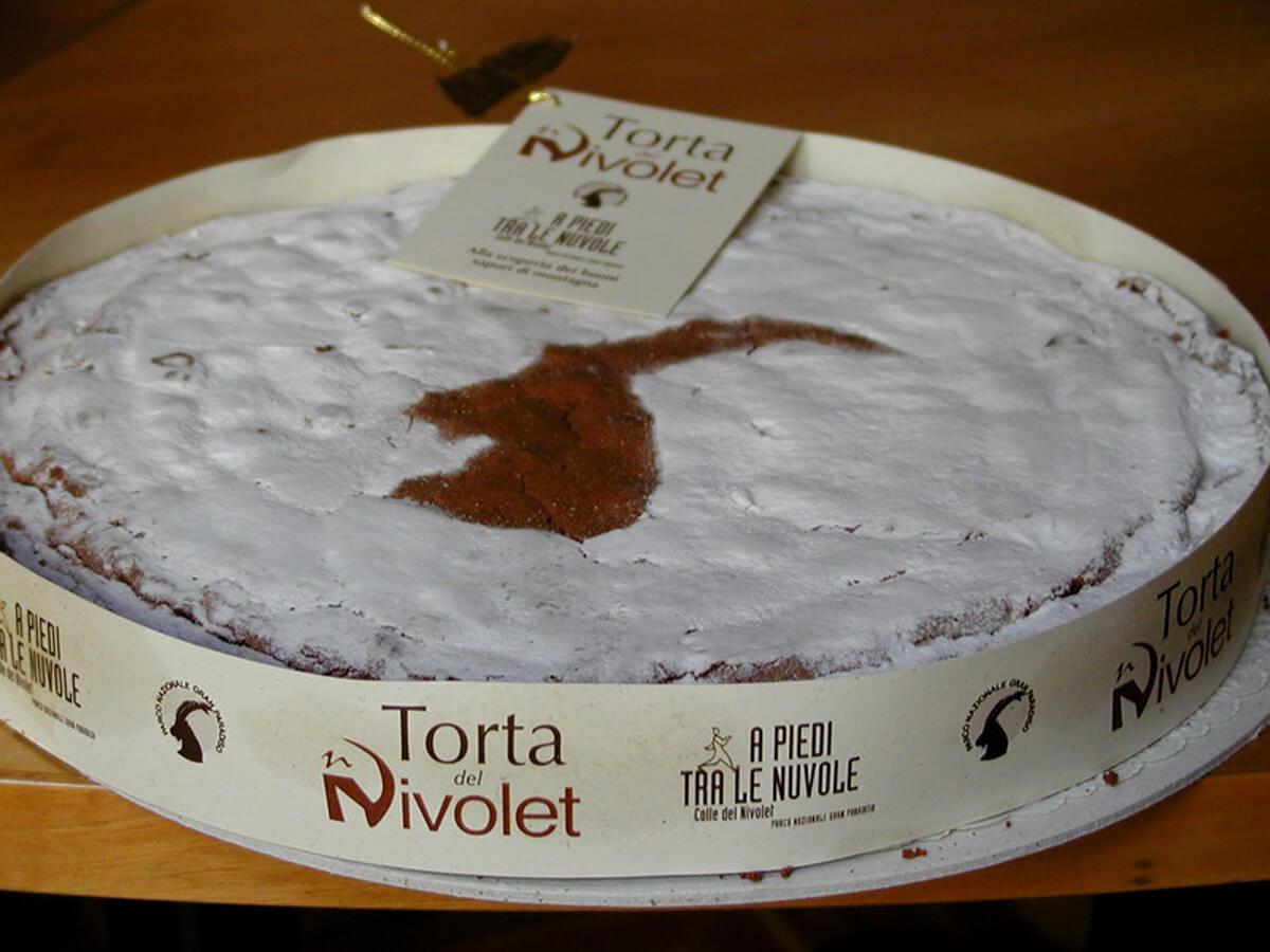 Torta Nivolet