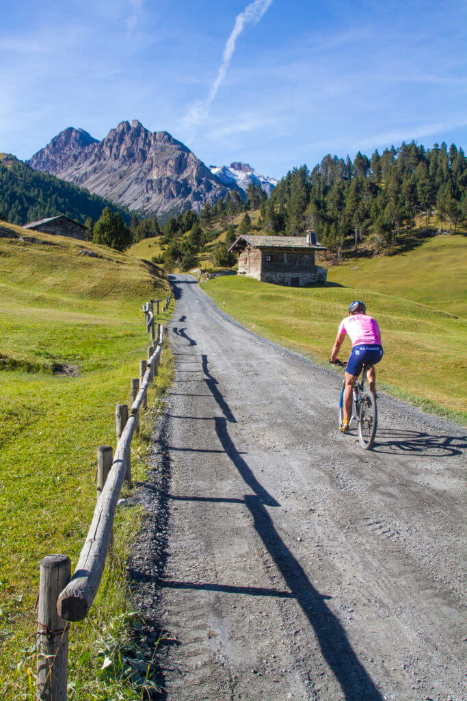 Bormio e Valdidentro in e-bike o mountain bike