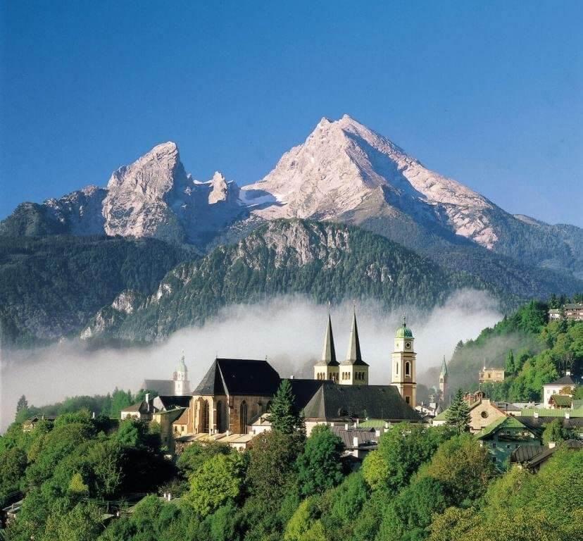 Berchtesgaden estate