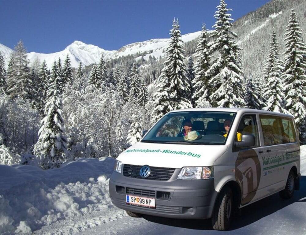Mallnitz inverno