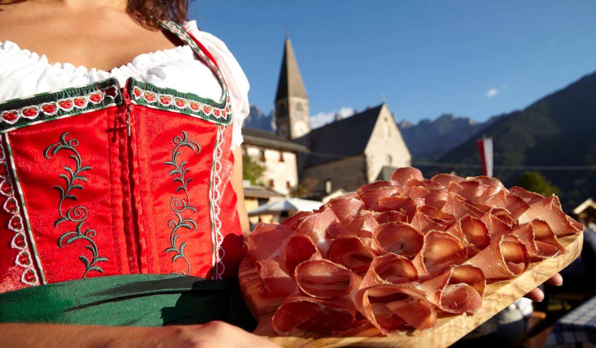 Autunno goloso tra le Perle Alpine dell'Alto Adige