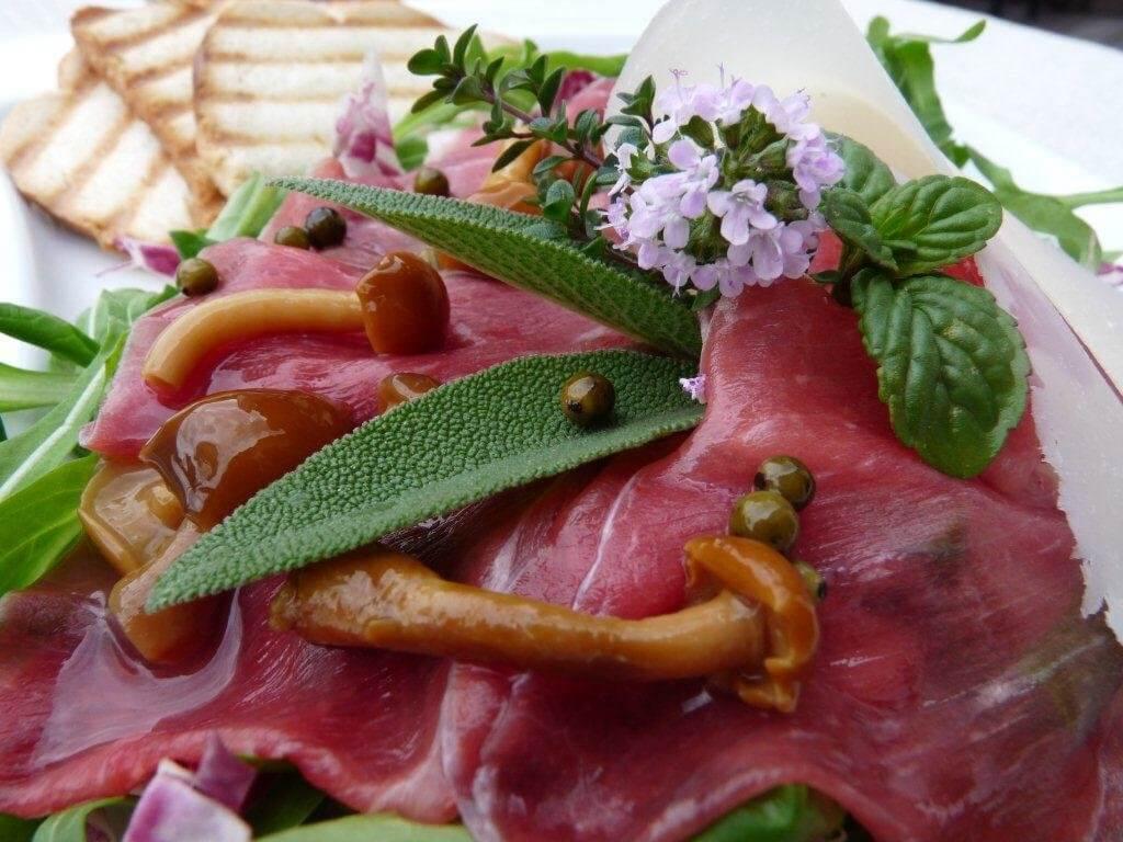 Piatto tipico di Moso, Val Passiria