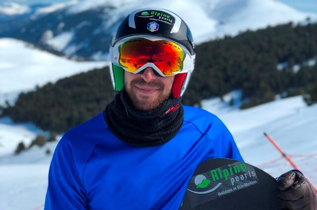 Snowboard Cross: in bocca al lupo Lorenzo – parte a Cervinia la Coppa del Mondo