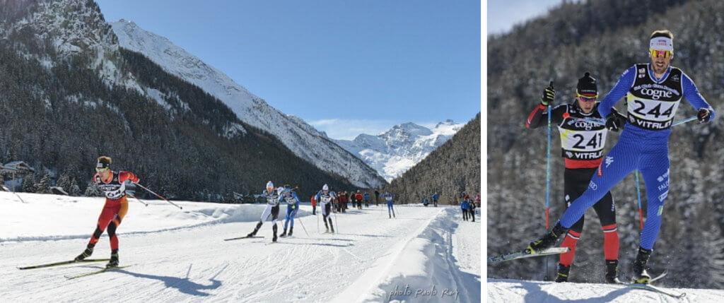 coppa del mondo di sci nordico Cogne