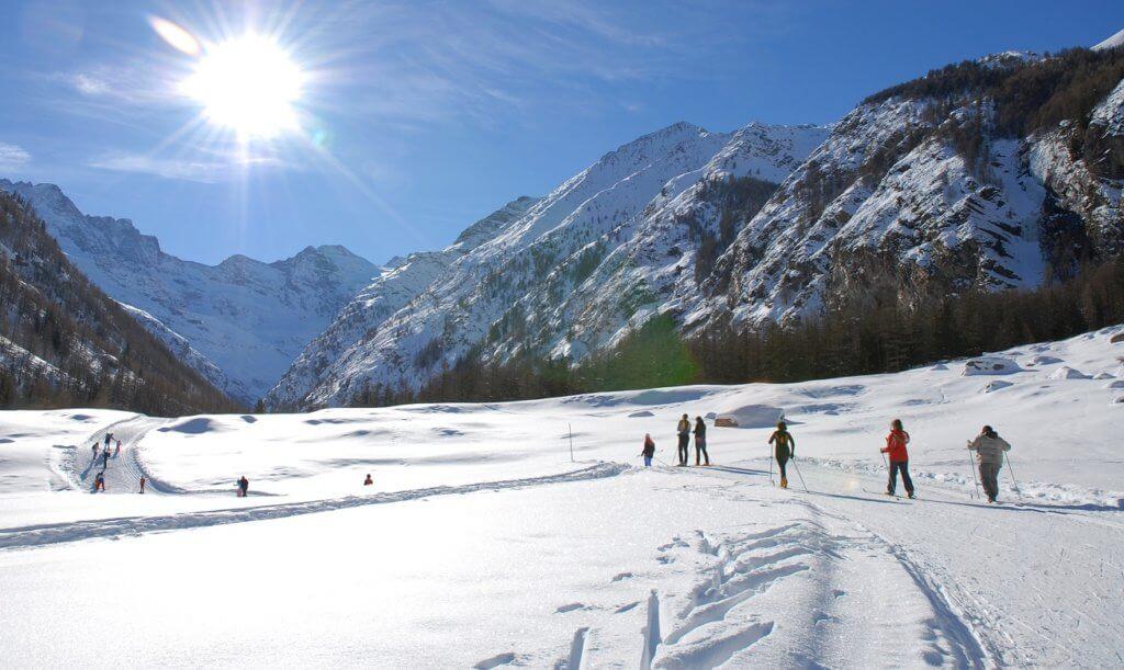 Prateria di Stant'Orso, Perla Alpina di Cogne ospita la Coppa del Mondo di Sci Nordico