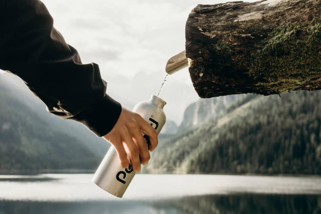 acqua di montagna