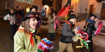La Festa dei Coscritti a Cogne - Una tradizione che si ripete