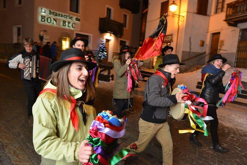 La Festa dei Coscritti a Cogne – Una tradizione che si ripete
