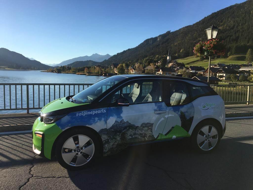 auto elettriche weissensee