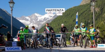 Cogne, prima tappa dell'Alpine Pearls E-tour, è da sempre attenta all'ambiente