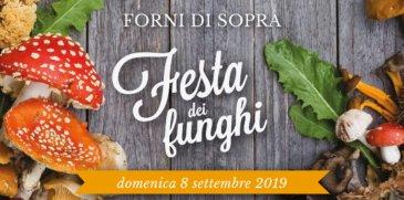 Festa dei Funghi 2019: i sapori dell'autunno a Forni di Sopra