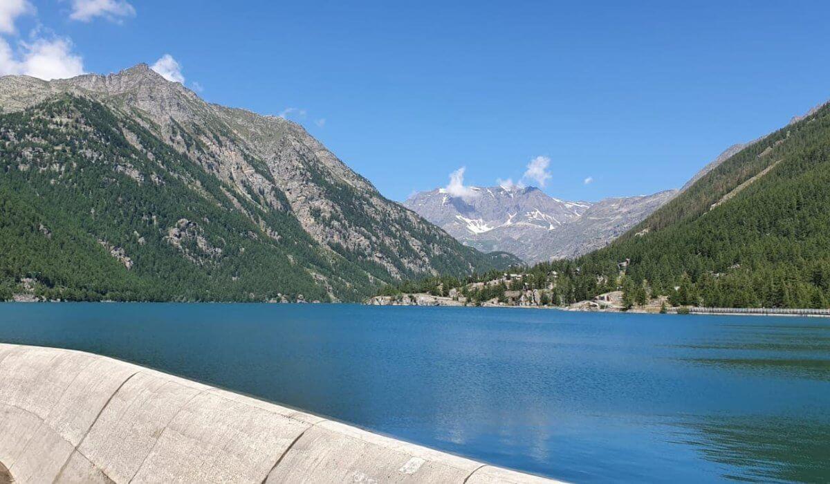 La Perla Ceresole Reale e la magia del suo lago