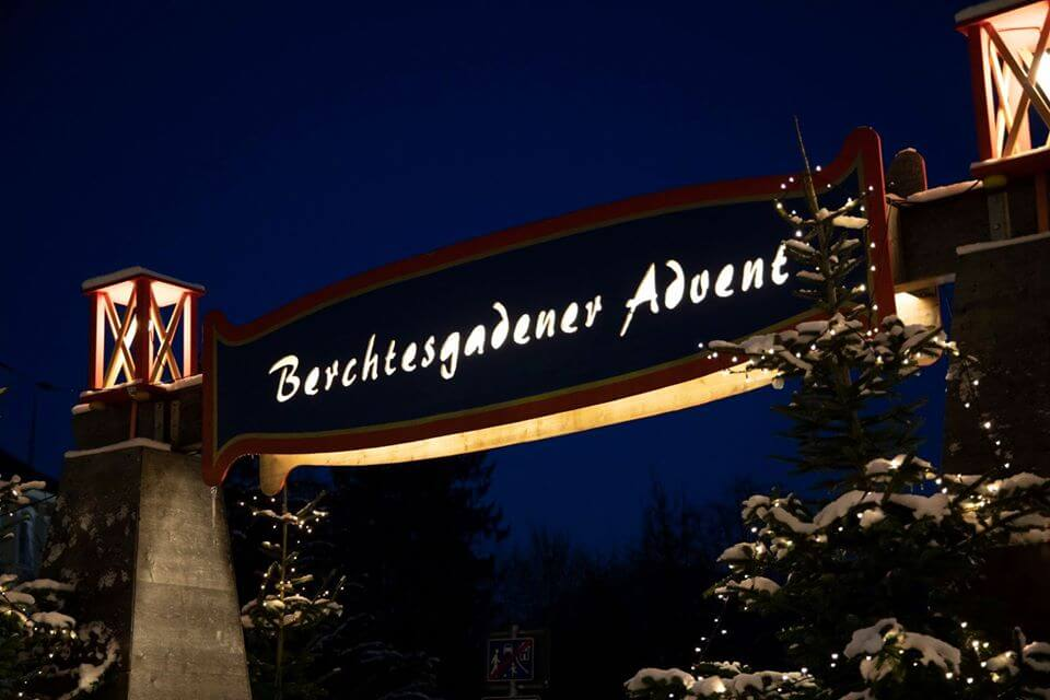 Benvenuti al Berchtesgadener Advent