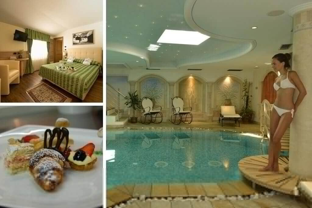 Hotel Alle Alpi Beauty & Relax a Moena