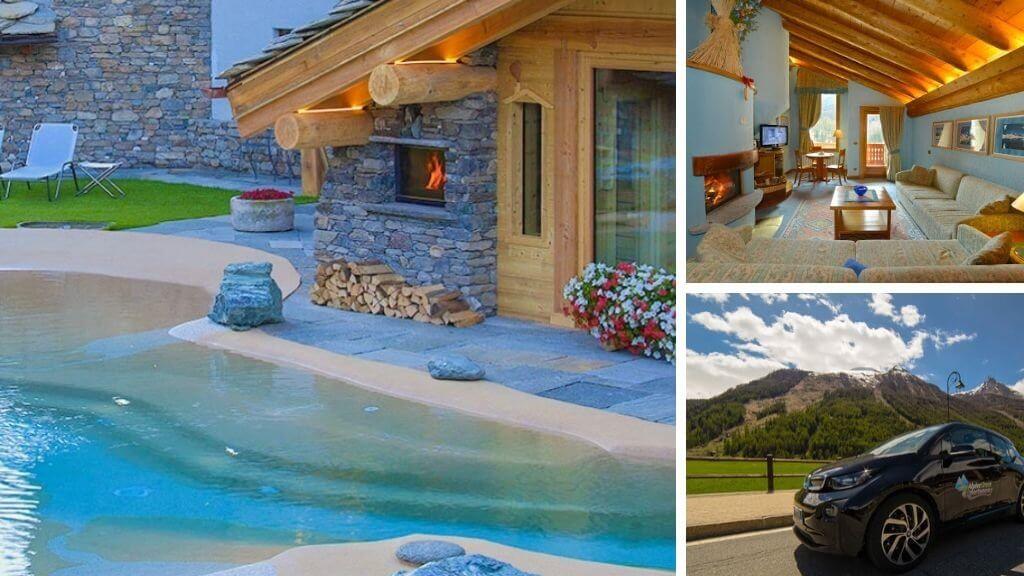 ospitalità perla alpina cogne