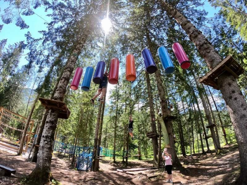 Dolomiti Adventure Park a Forni di Sopra