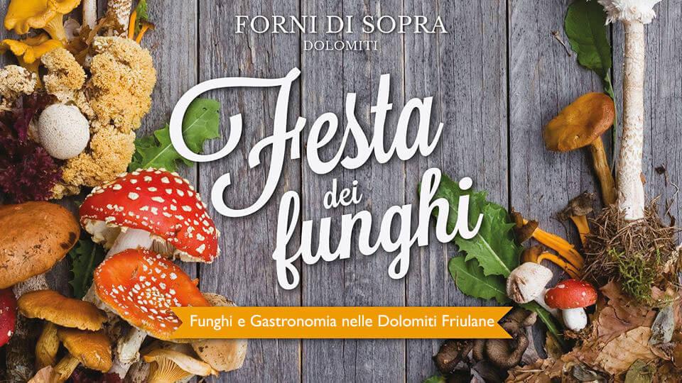 Festa dei Funghi a Forni di Sopra