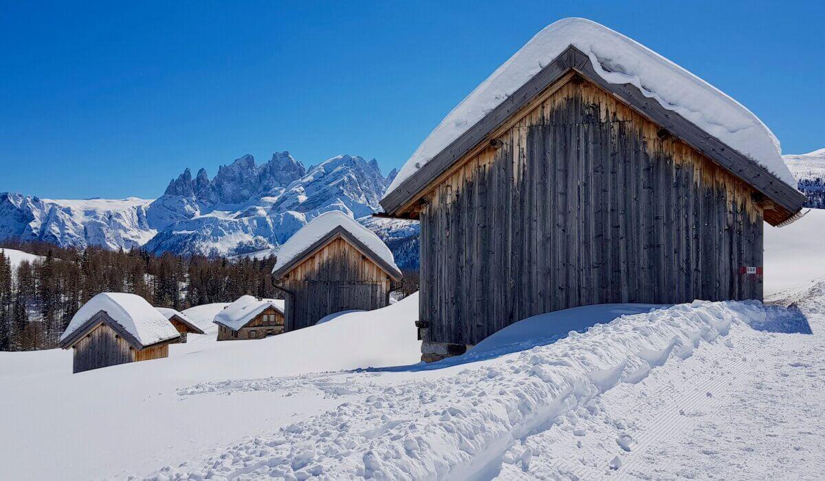 Tre escursioni invernali nei dintorni di Moena che non ti puoi perdere