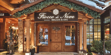 Fiocco di Neve Relais: Eco-lusso a Limone Piemonte