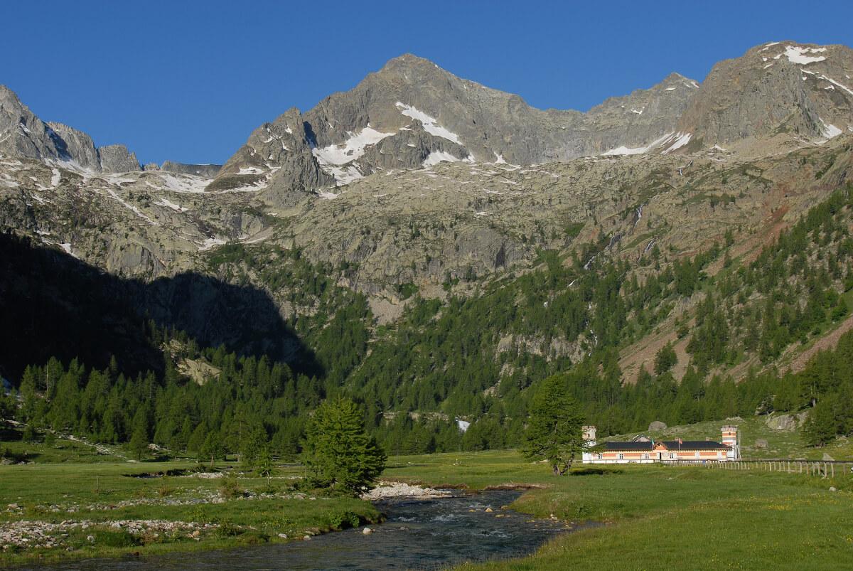 Parco Alpi Marittime Piano del Valasco A. Rivelli EAM